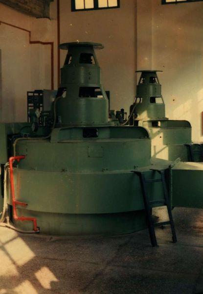 1951年,哈电集团研制出新中国第一台800千瓦水轮发电机组