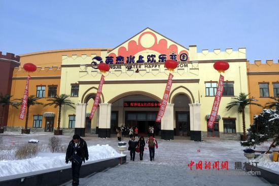 """16日,知名演员刘流现身《乡村爱情》取景地英杰风景区,用""""震撼""""二字"""