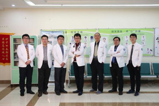 哈尔滨医大四院护士_医大四院心内五病房,与该病房主任金恩泽共同见证一段发生在哈尔滨的\
