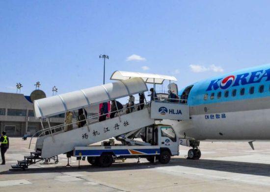 牡丹江海浪机场_牡丹江海浪机场正式更名为牡丹江海浪国际机场